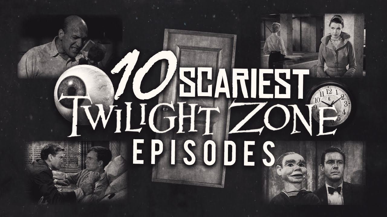 Scariest Episode Of The Twilight Zone
