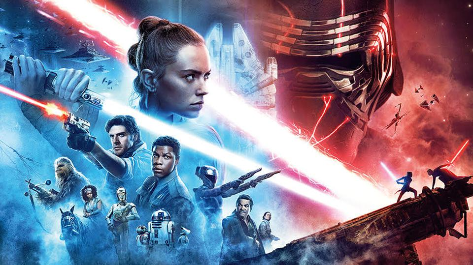Star Wars Rise of Skywalker the last movie